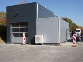 KFZ Prüfcontainer