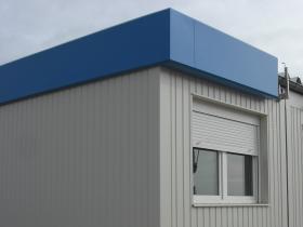 Bürocontainergebäude