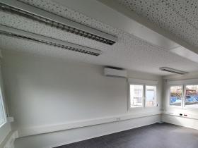 2-Etagen Bürogebäude